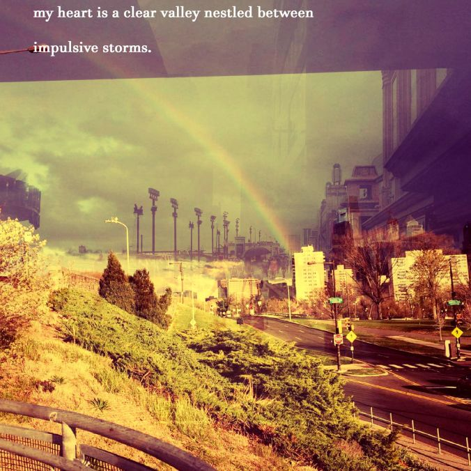heart is a valley