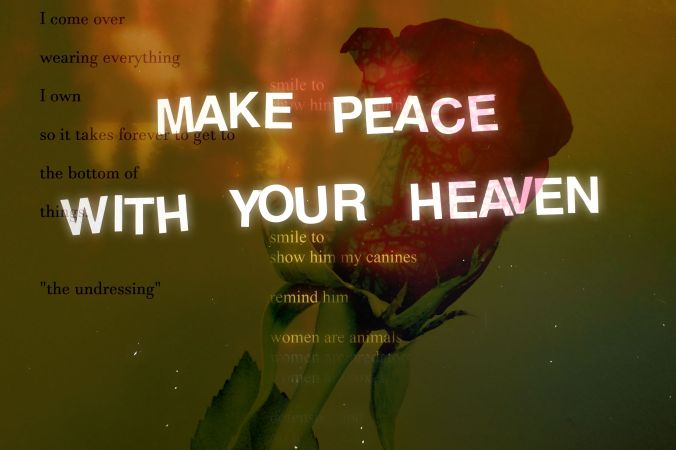 make peace with your heaven 8