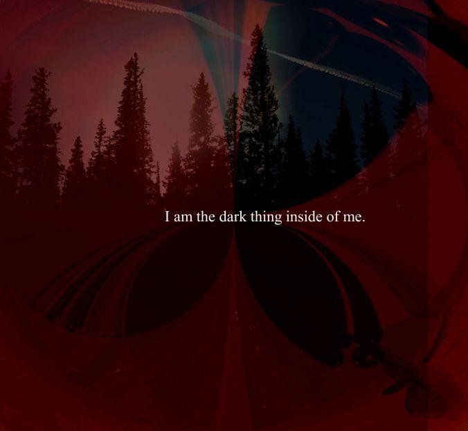 i am the dark thing