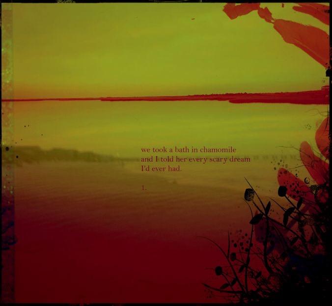 chamomile red book