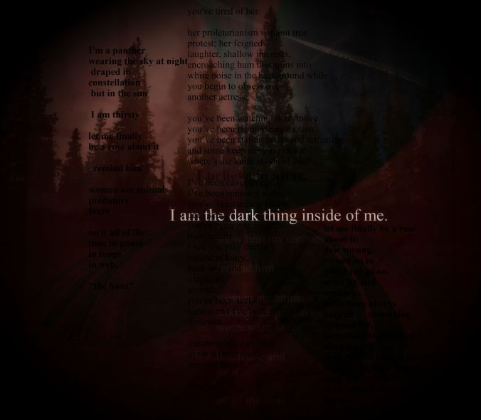 i am the dark thing 7